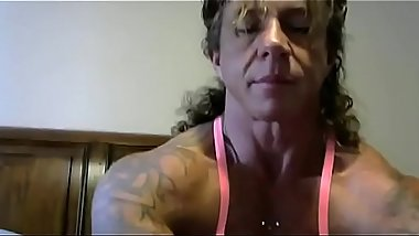 Female Muscle Webcam  Big Ass Anal