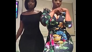 2 Thick West Africans