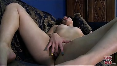GIRLS GONE WILD - British Teen Elizabeth Is Very Sexual! Watch Her Casting Tape To See For Yourself