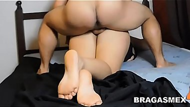 Horny mature big ass fucking with her daughter'_s husband