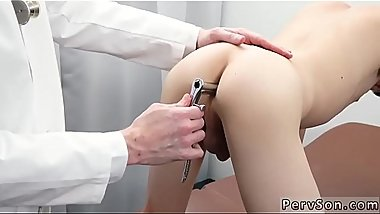 Giant gay boy dicks Doctor'_s Office Visit