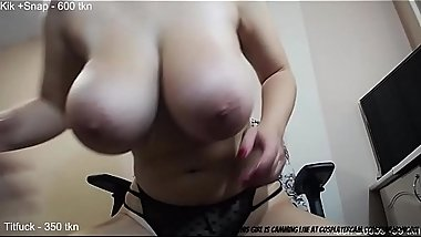 The Giant Fucking Tits On This MILF....