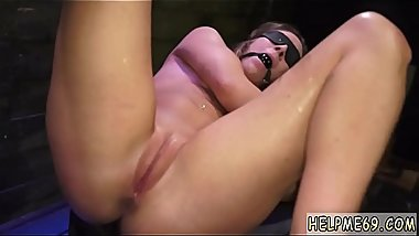 Gaping ass squirt bondage Last night, Kaylee Banks went to a soiree