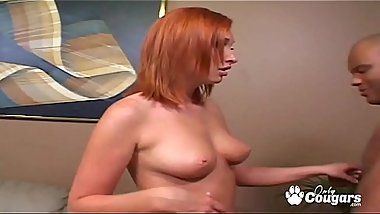 Vixen Has Her Fire Crotch Violated By A BBC