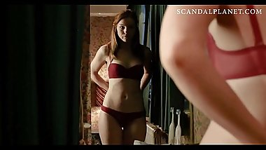 Aisling Knight Nude Scene from '_Charlotte Wakes'_ On ScandalPlanetCom