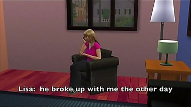 Sims 4:  Horny Milfs Cheating on their Husbands