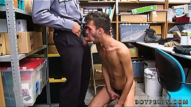 Nude police mens and male cops naked gay 18 year old Caucasian male,