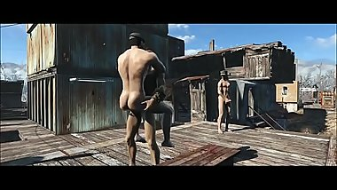 Fallout 4 Sexy Time 3d gay games