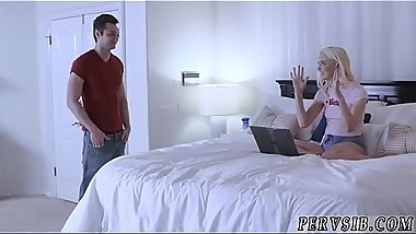 Strap on family Stepboss&#039_s brothers Sex ment