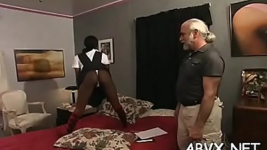 Naked hotties bizarre slavery combination of real porn