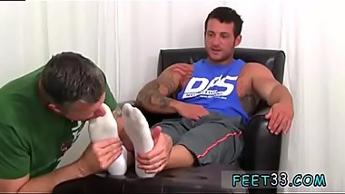 Thai boy feet movietures and gay foot boots sneaker xxx Marine Ned