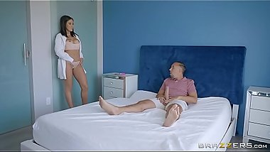 Feeling Blue (Balls) Kendra Spade &amp_ Keiran Lee Doctor Adventures full video at http://bit.ly/brazzersfull
