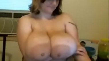 I found this sweet girl with huge boob on TeensDeals.com
