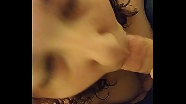 Gf loves my cock and eats my cum