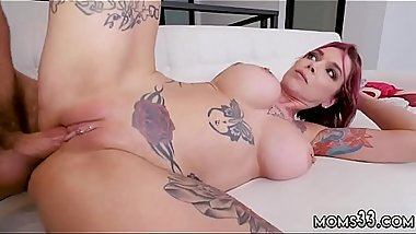 Vintage family sex and hardcore Making My Step-Mom Squirt