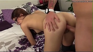 Stunning Punk Teen Loves Rough Sex!