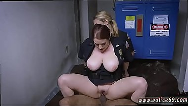 Blonde piper Don&#039_t be ebony and suspicious around Black Patrol cops