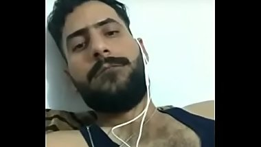 Arab very hot guy show big cock