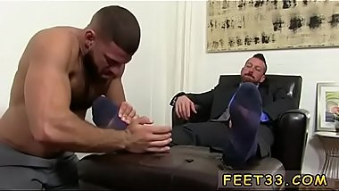 Gay porn legs Ricky feigns to not understand what'_s going on, but we
